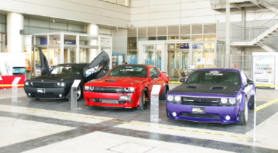 Custom Party Exhibition at Central Airport Nagoya1