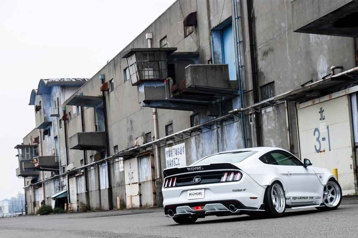 FORD MUSTANG R 06