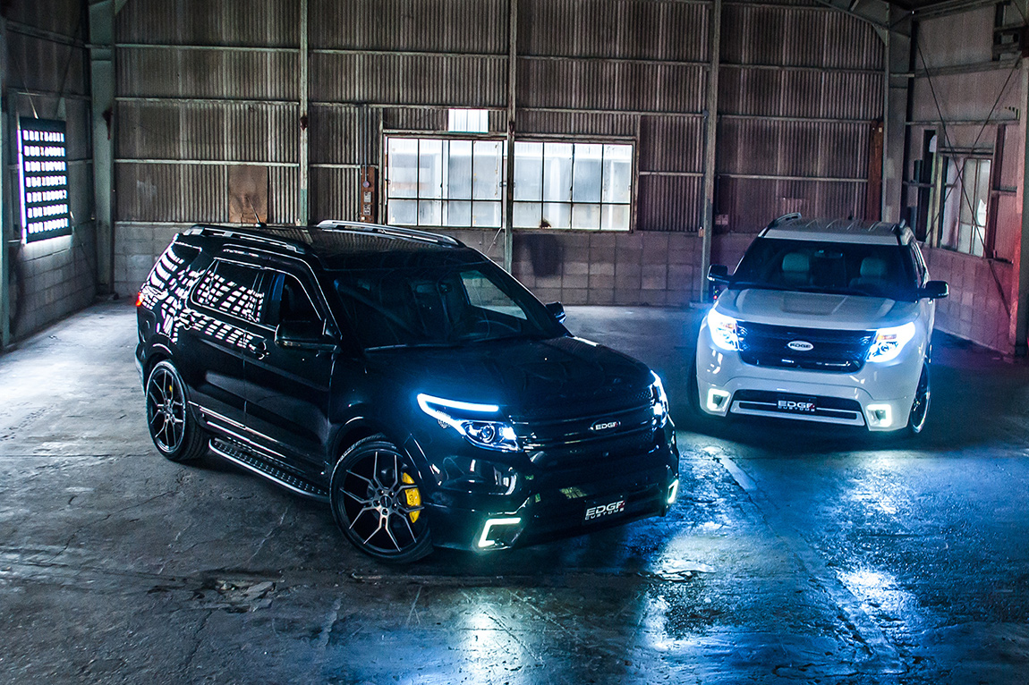 EDGE CUSTOMS Ford Explorer E