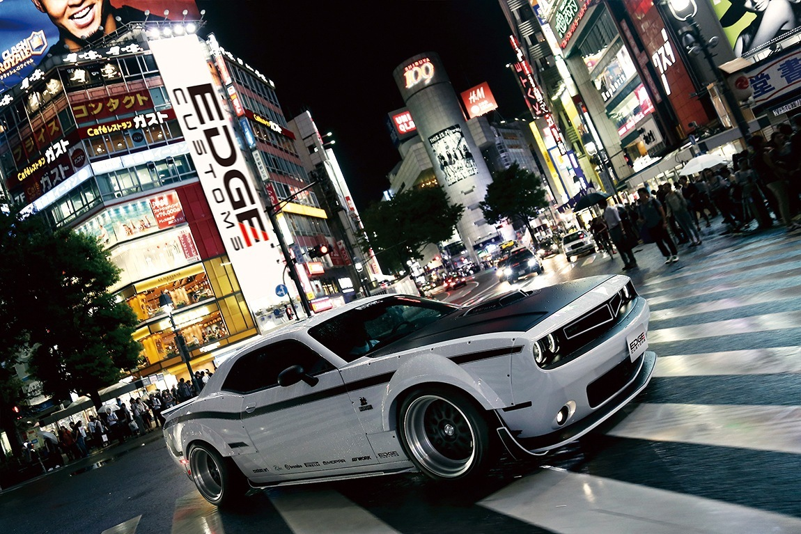 DODGE CHALLENGER R サムネイル14