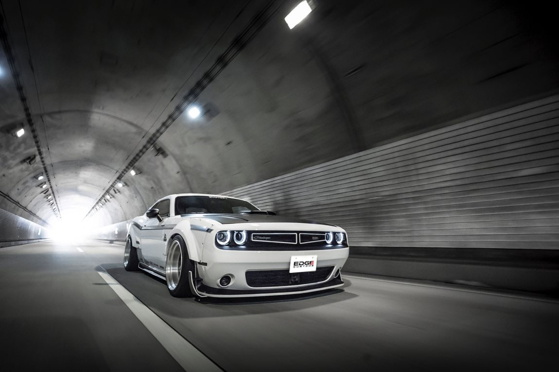 DODGE CHALLENGER R サムネイル17