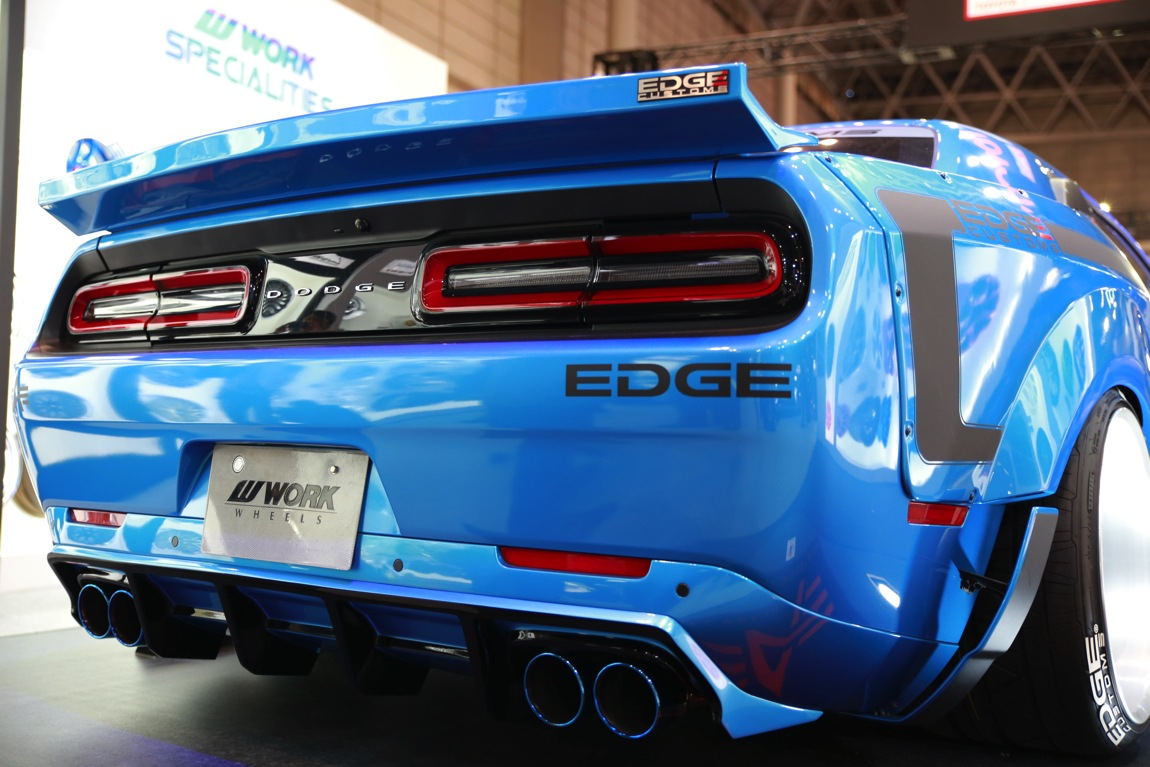 DODGE CHALLENGER R サムネイル19