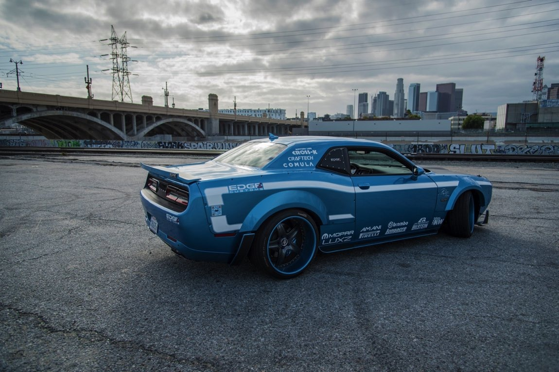 DODGE CHALLENGER R サムネイル03