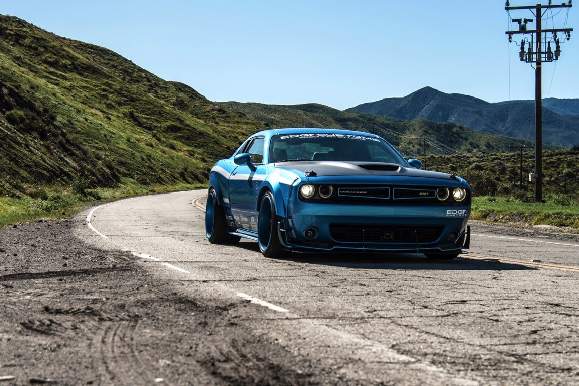 DODGE CHALLENGER R サムネイル07