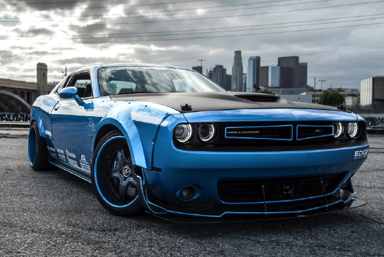 EDGE CUSTOMS DODGE CHALLENGER R image