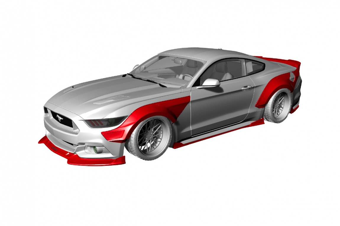 FORD MUSTANG R イメージ13