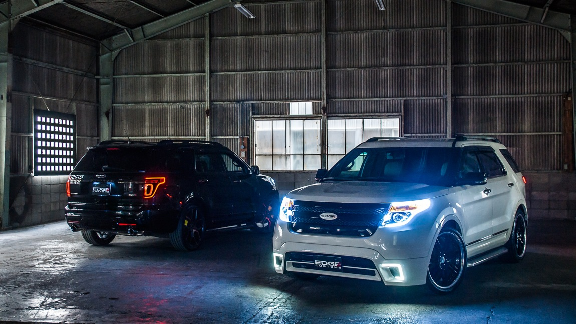 FORD EXPLORER E サムネイル10