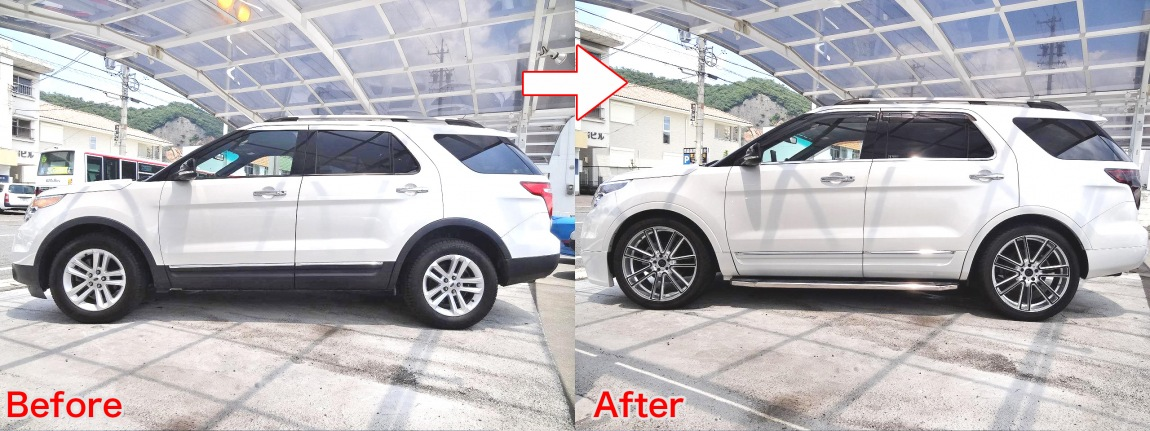 FORD EXPLORER E サムネイル12